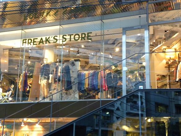 Freak's Store (フリークスストア) Tokyo