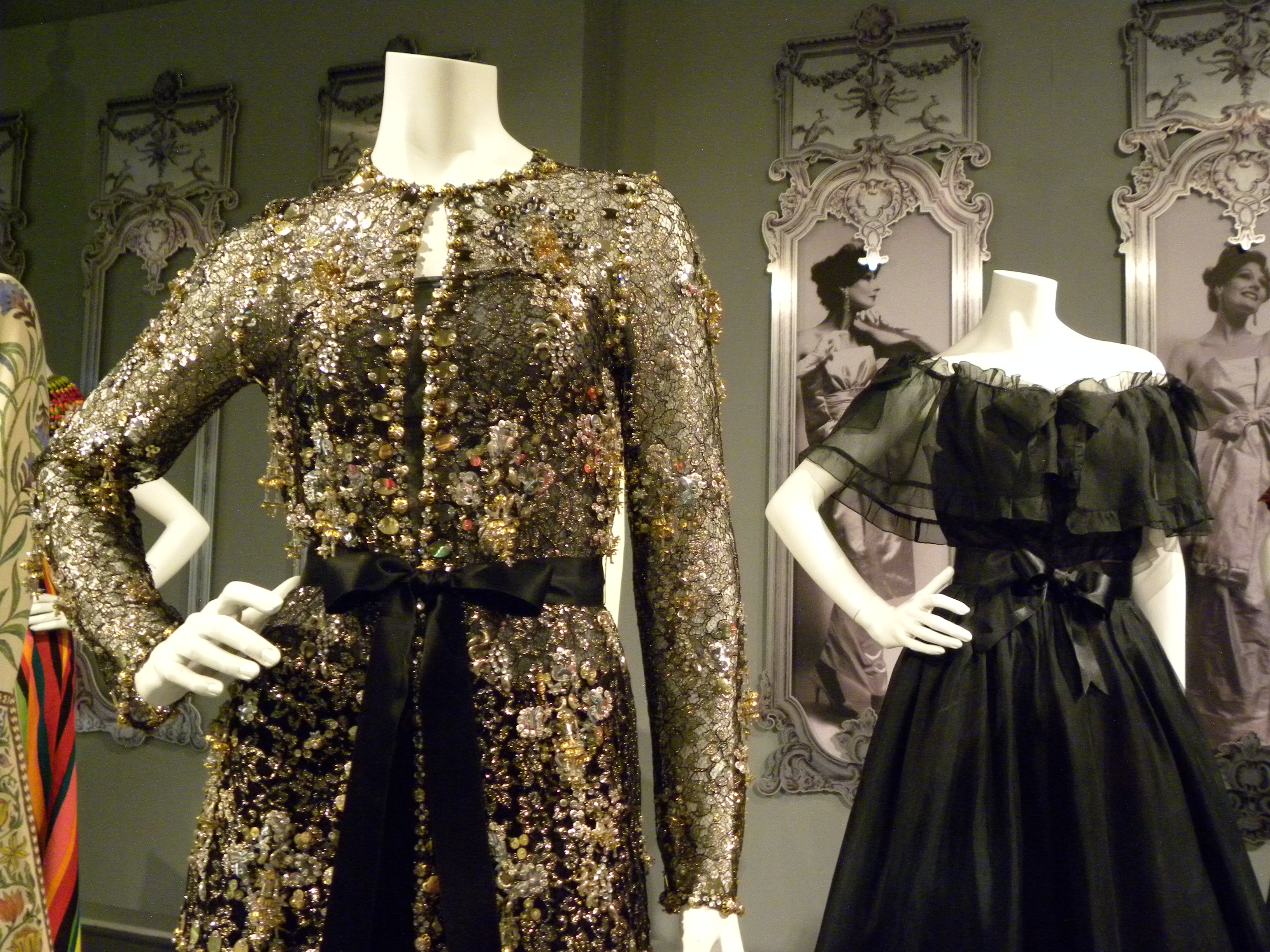 The Glamour of Bellville Sassoon Exhibition