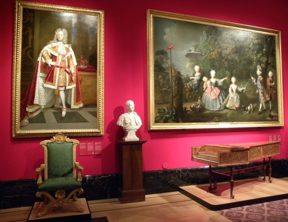 The First Georgians Exhibition The Queen's Gallery Buckingham Palace